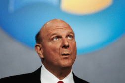 Microsoft CEO Ballmer Windows Phone