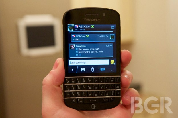 BlackBerry 2013 Smartphone Sales