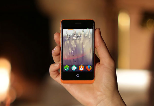 First Firefox phone now available