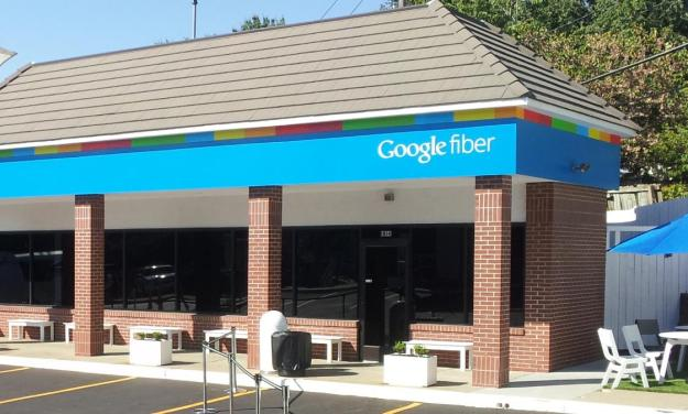 Google Fiber National Rollout