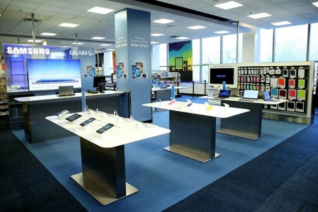 Samsung Best Buy Stores