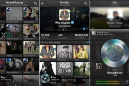 Twitter Music iPhone Top-100