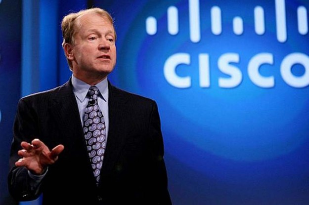 Cisco CEO Chambers Interview Mobile Data Prices
