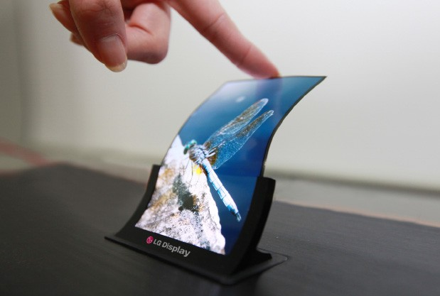 LG Flexible Smartphone Release Date