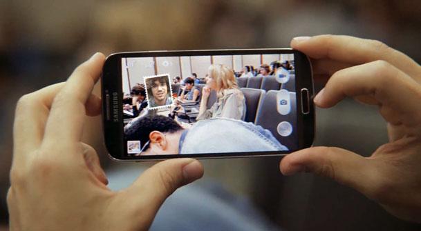 Samsung Galaxy S4 Ad