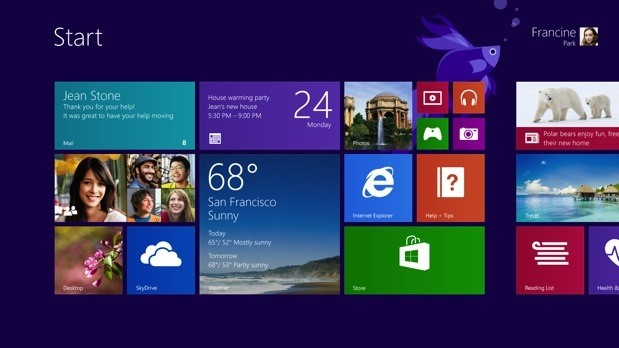 Microsoft Windows 8.1 Features