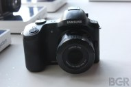 Samsung Galaxy NX hands-on - Image 1 of 7