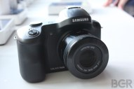 Samsung Galaxy NX hands-on - Image 5 of 7