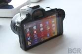 Samsung Galaxy NX hands-on - Image 7 of 7