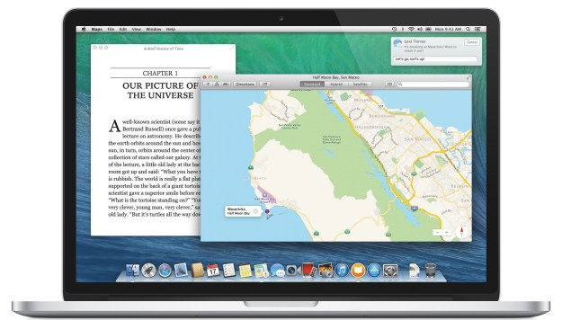 OS X Mavericks Release Date