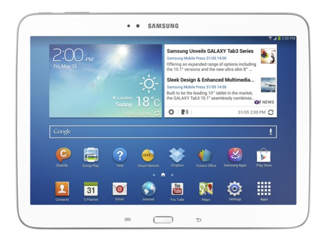 Galaxy Tab 3 Multiple Users