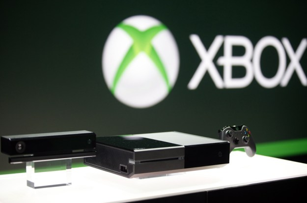 Xbox One Kinect Collected Data
