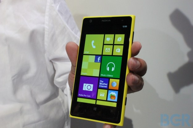 Nokia Lumia 1020 Windows Phone Impact Analysis