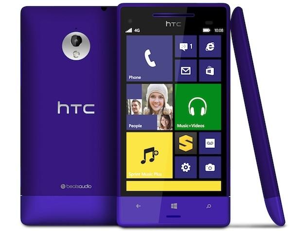Sprint HTC 8XT Release Date