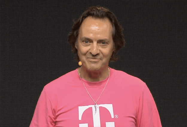 T-Mobile CEO Legere Interview UNcarrier