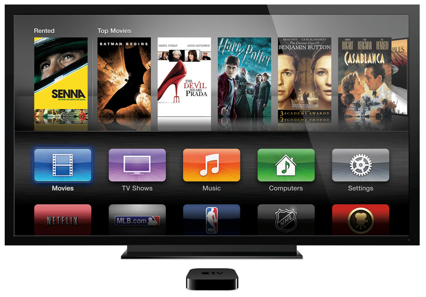 Apple TV Release