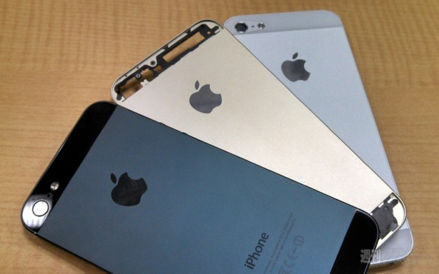 Gold iPhone 5S Leaked Pictures