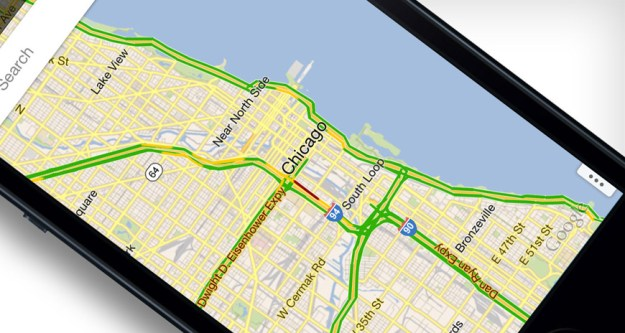 Google Maps Waze Integration