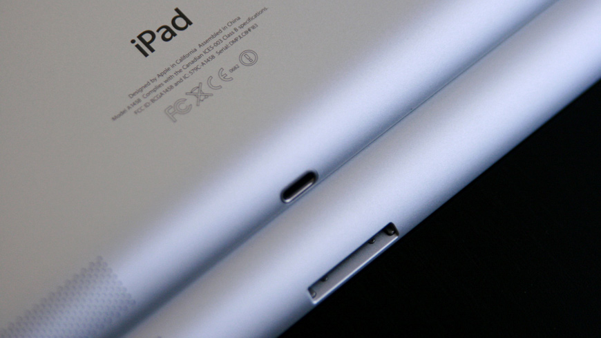 iPad 5 Rumor Roundup