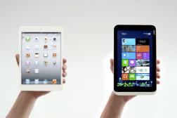 Microsoft iPad Mini Acer Iconia W3 Comparison