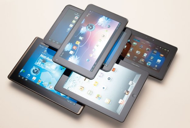 Tablets Vs. Laptops Consoles