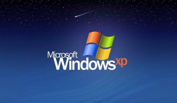Windows 8 Vs. Windows XP Market Share