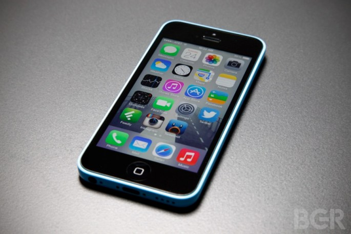 iPhone 5c End of Life