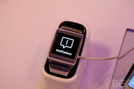 Samsung Galaxy Gear Hands-on - Image 1 of 5