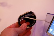 Samsung Galaxy Gear Hands-on - Image 2 of 5