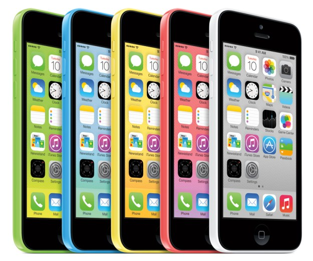 Apple iPhone 5C Price