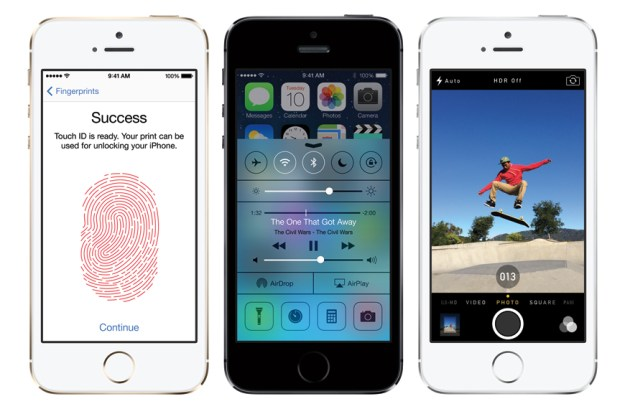 iPhone 5s Launch Details