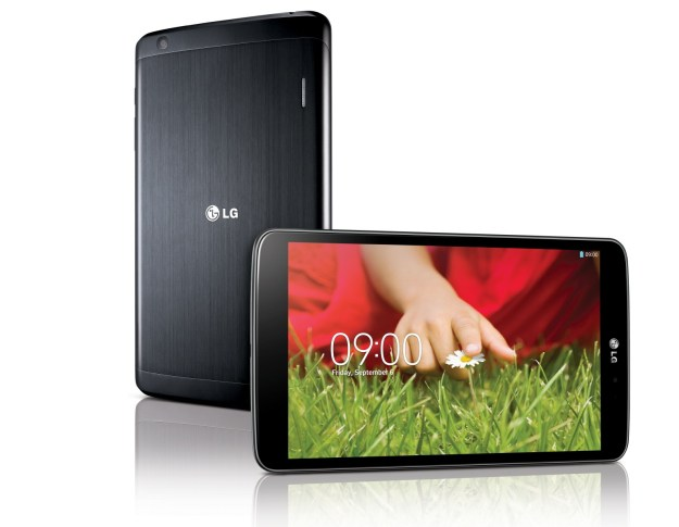 LG G Pad 8.3 Release Date