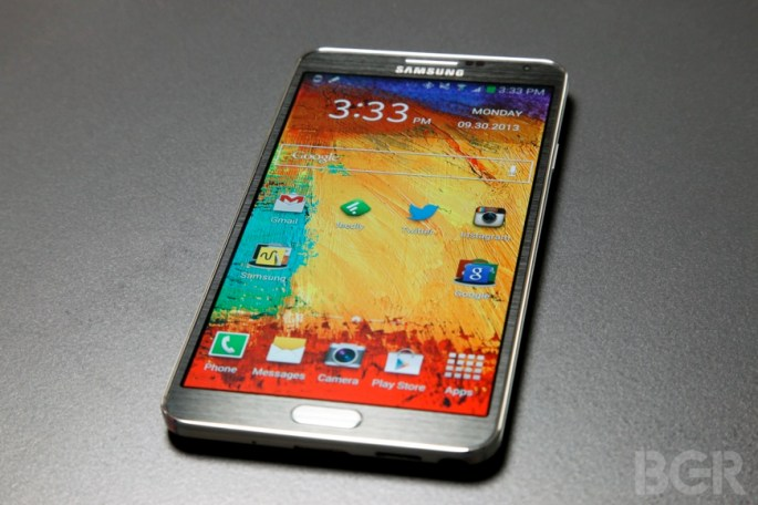 Galaxy Note 3 Review