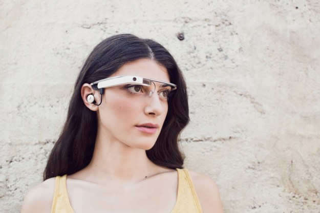 Google Glass Redesign