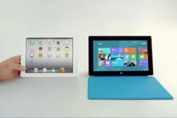 Microsoft Surface vs. Apple iPad