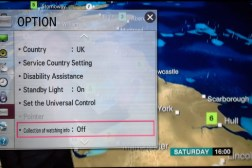 LG Smart TV Spying