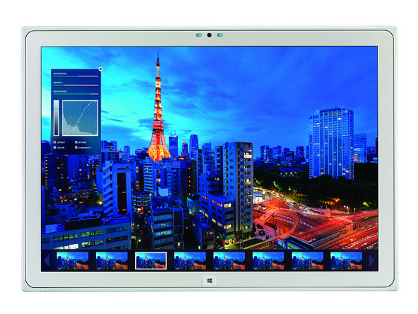 Panasonic Toughpad 4K Tablet