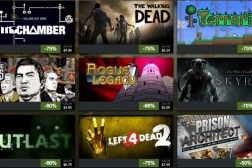 Steam Black Friday Game Deals