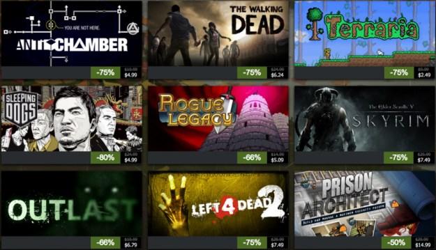 Steam Virtual Reality Interface Beta