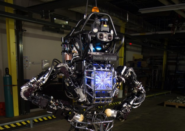 Google Robots DARPA Competition