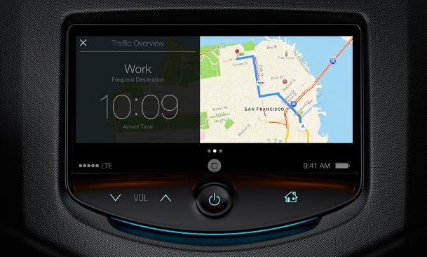 iOS 7.1 Update iOS in the Car