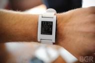 Pebble Smartwatch - Image 1 of 18
