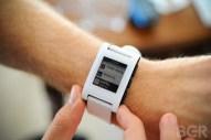 Pebble Smartwatch - Image 5 of 18