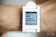 Pebble Smartwatch - Image 10 of 18