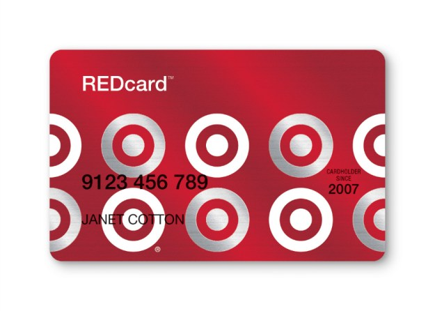 Target Smart Cards Launch