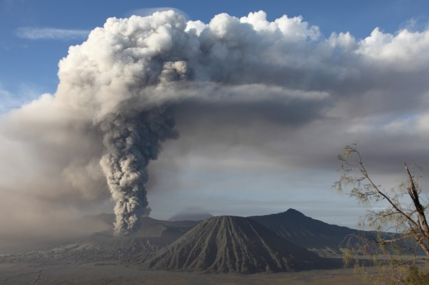 Supervolcano Eruption Risk Increased