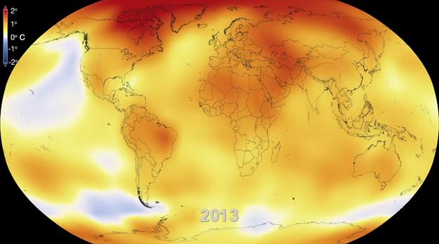 Global Warming GIF