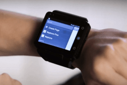 Neptune Pine Smartwatch Video