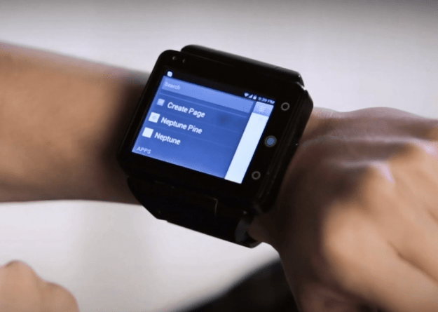 Neptune Pine Smartwatch Video