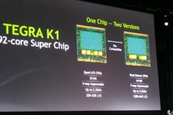 Tegra K1 Benchmark Results